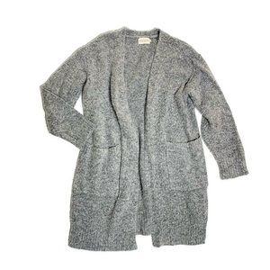 Dreamers soft longline cardigan S/M